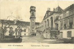 Coimbra - Universidade - Via Latina - Coimbra