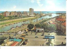 68772) Cartolina Dipescara-porto Canale-.nuova - Pescara