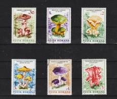 1986 -  FLORE-CHAMPIGNONS MI No 4288/4293 Et Yv No 3696/3701 - Usado