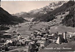 CAMPITELLO DI FASSA  TRENTO  Val Di Fassa Panorama - Trento