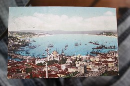 PP - TURQUIE - CONSTANTINOPLE - LE PORT - Türkei