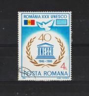 1986  -  40 ANNIV. U.N.E.S.C.O.  Mi No 4304 Et Yv 3706 - 1948-.... Républiques