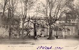 MEYNES : Le Chateau De CLAUSONNE ,n°480 - Otros Municipios