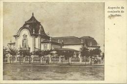 Pavilhão Português Na Exposição De Sevilha 1929 - Aspecto De Conjunto Do Pavilhão - Sevilla