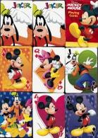 MICKEY MOUSE Jeu De Cartes Complet + 2 Jokers (Speelkaarten, Playing Cards) DISNEY - Kartenspiele (traditionell)