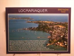 Locmariaquer - Vue Générale Du Port - Locmariaquer