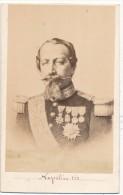 PHOTO - CDV - Napoléon III, 2° Empire - H. Tournier - Photos