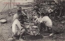Tamaaraa à Tiarei - Déjeuner Tahitien - Tahiti