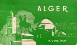 ALGER - CARNET COMPLET DE 10 VUES (voir Photos) - Algiers