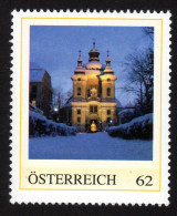 ÖSTERREICH 2013 ** Christkindl Kirche In Steyr - PM Personalized Stamp MNH - Austria