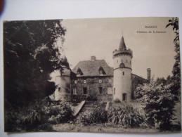 Le Chateau De Lichecourt ,1902 - Darney