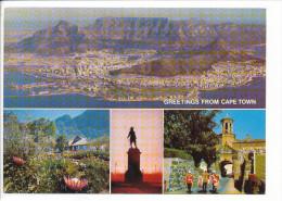 PK-CP Südafrika, Kapstadt*Cape Town, Gebraucht, Siehe Bilder! - *) - Südafrika