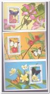 Maldiven 1993, Postfris MNH, Flowers - Maldiven (1965-...)