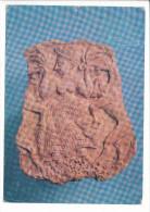 PK-CP Frankreich, Louvre Paris - Elfenbeinplättchen Aus Ugarit, Gebraucht, Siehe Bilder! - *) - Genealogie