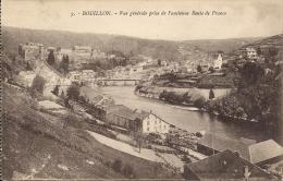 BOUILLON  Fp  Vue Générale - Bouillon