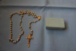 Chapelet  En Plaqué OR - Religion & Esotérisme
