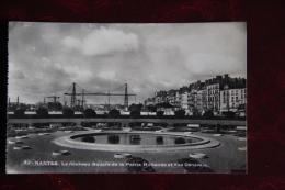 NANTES - Le Nouveau Square De La Petite Hollande Et Vue Générale - Nantes
