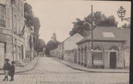CPA:Margency:Rue De La Tuilerie - France