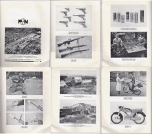 FN   Armes à Herstal   1960   Vélomoteur Princess Etc - Libri, Riviste, Fumetti