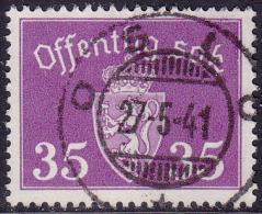 NORWAY - Mi # D29 Oslo 27.5.41 - Dienstmarken