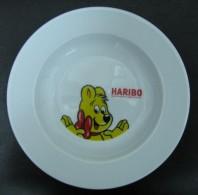 AC - HARIBO BONBONS PORCELAIN PLATE FROM TURKEY - Advertising (Porcelain) Signs