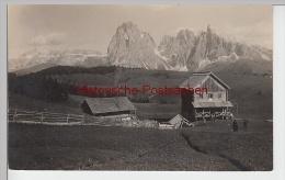 (93662) Foto AK Ortisei 1926 - Non Classés