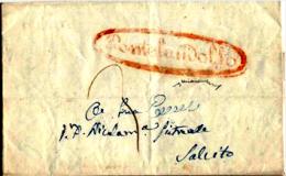 Pontelandolfo-00592 - 1. ...-1850 Prefilatelia