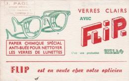 Buvard - FLIP Papier RIZLA Pour Lunettes - Tabac & Cigarettes