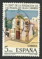 Spain, 5 P. 1978, Sc # 2106, Mi # 2370, Used - 1971-80 Oblitérés