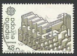 Spain, 48 P. 1987, Sc # 2519, Mi # 2782, Used - 1931-Aujourd'hui: II. République - ....Juan Carlos I