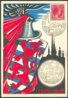 Jean L´Aveugle Retour Des Cendres Sur C.Maximum 26 Août 1946 - 10982 - Maximum Cards