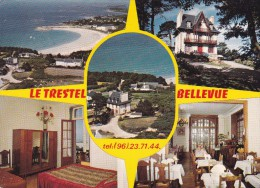 Hôtel-Restaurant Le Trestel Bellevue, à Trévou-Tréguignec (22) - - Hotels & Restaurants