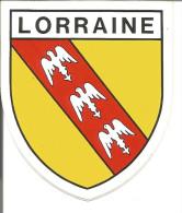 Blason Adhésif   Armoiries Lorraine - Stickers