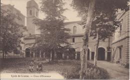 ROANNE   Lycée  De Roanne -Cour D'Honneur,Cour Des Petits,Administration,Salle D'Hydrothérapie,Dortoir,Lingerie,Chapelle - Roanne
