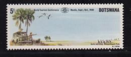 BOTSWANA, 1980, Mint Hinged Stamps , Tourism Conference, 257 , #785 - Botswana (1966-...)
