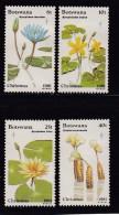 BOTSWANA, 1981, Mint Hinged Stamps , Christmas, 287-290 , #807 - Botswana (1966-...)