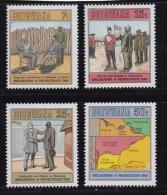 BOTSWANA, 1985, Mint Hinged Stamps ,British Protectorate,  372-375, #847 - Botswana (1966-...)