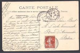 Algérie - Cachet Pointillé De  GASTU  CONSTANTINE - Marcophilie (Lettres)