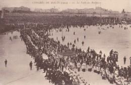 MALTE/Congrés De Malte 1913 La Foule Aux Remparts/ Réf:C4320 - Malte