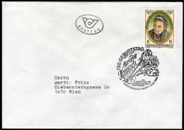 ÖSTERREICH 1989 - Marianne Hainisch / Gründerin Der Frauenbewegung - FDC - Berühmt Frauen