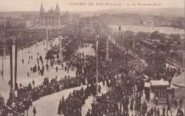 MALTE/Congrés De Malte 1913 La Procession Finale/ Réf:C4323 - Malte