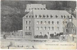 TRESTRAOU PERROS GUIREC (22) Grand Hotel De La Plage - Perros-Guirec