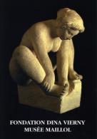 FONDATION DINA VIERNY - MUSEE MAILLOL - SCULPTURE FEMME NUE - CP CART'COM PARIS (1995) - Sculptures