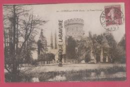 27 - CONDE SUR ITON--Le Vieux Chateau - Francia