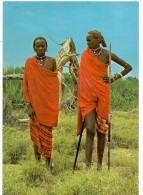 VÖLKERKUNDE / ETHNIC - Kenya, Masai - Kenia
