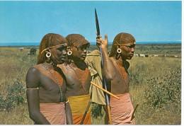 VÖLKERKUNDE / ETHNIC - Kenya, Samburu Moran - Kenia