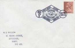 Great Britain 1978 Special Cancel On Cover London 200th Anniversary Of Debenhams - Fabbriche E Imprese