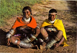 VÖLKERKUNDE / ETHNIC - South Africa, Bantoe Girls - Südafrika