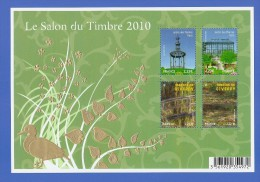 FRANCE BLOC BF 130 NEUF ** SALON DU TIMBRE 2010 - Sheetlets