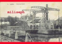 Pont-à-Celles - LUTTRE - Pont Du Canal - Emplacement Passerelle Actuelle -      (4044) - Pont-à-Celles